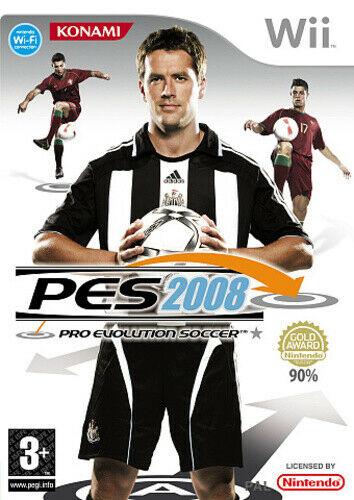 Joc Nintendo Wii Pro Evolution Soccer 2008 - PES