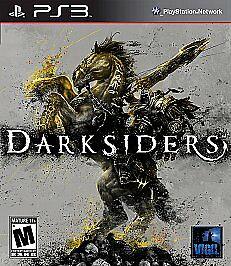PS3  Játék Darksiders