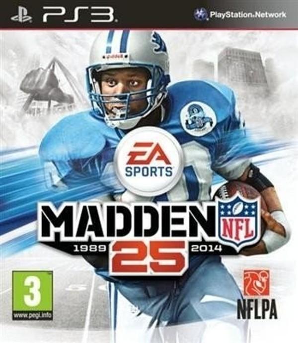 Joc PS3 Madden NFL 25 - B