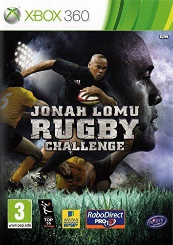 Joc XBOX 360 Jonah Lomu Rugby Challenge