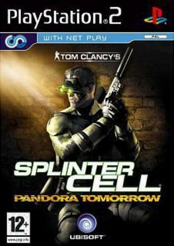 Joc PS2 Tom Clancy's Splinter cell Pandora tomorrow
