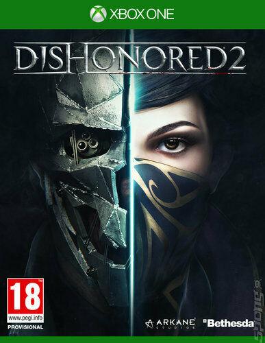 Joc XBOX One Dishonored 2