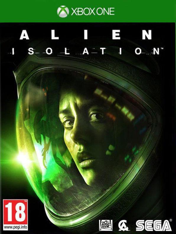 Hra XBOX One Alien Isolation