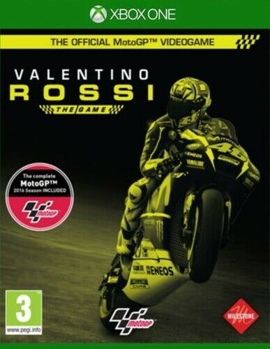 Hra XBOX One Valentino Rossi - The Game