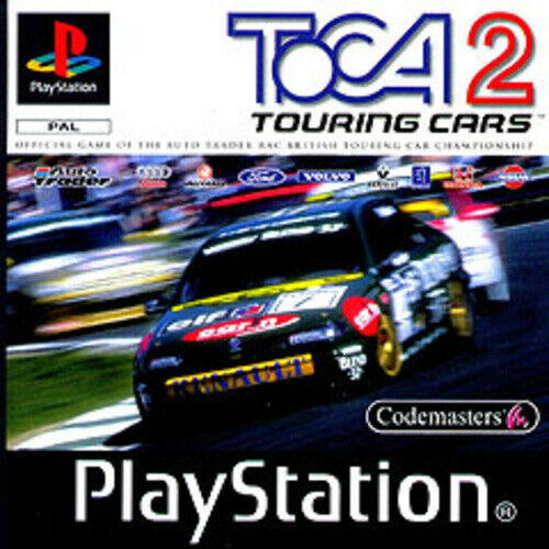 Joc PS1 Toca 2 Touring cars