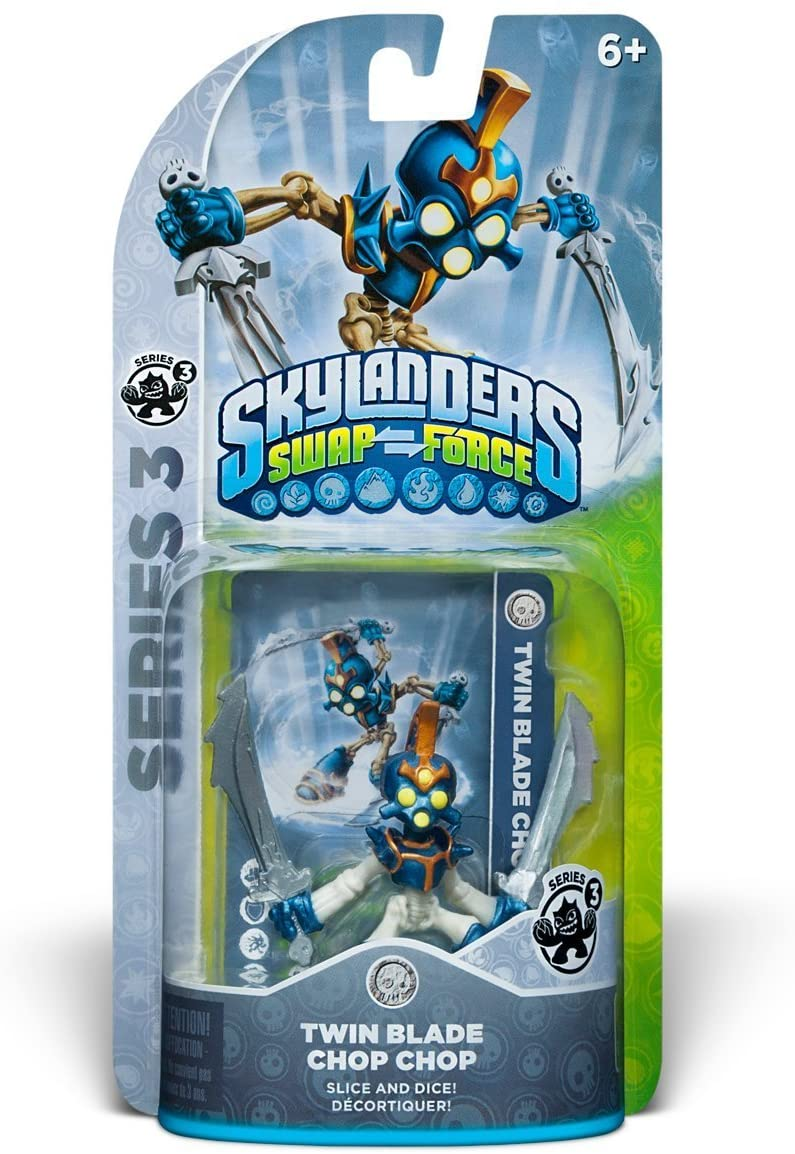 Skylanders Swap Force Core Twin Blade Chop Chop - 60403
