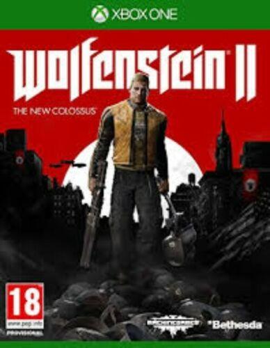 Joc XBOX One Wolfenstein II The New colossus