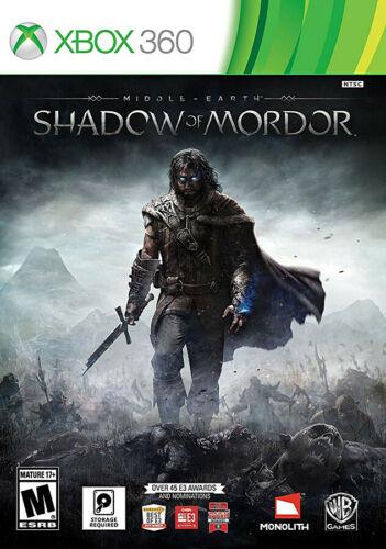 Gra XBOX 360 Middle Earth Shadow Of Mordor