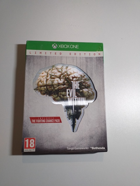 Hra XBOX One The Evil Within - Limited Edition