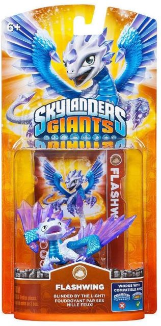 Skylanders Giants Character Pack - Flashwing - 60373