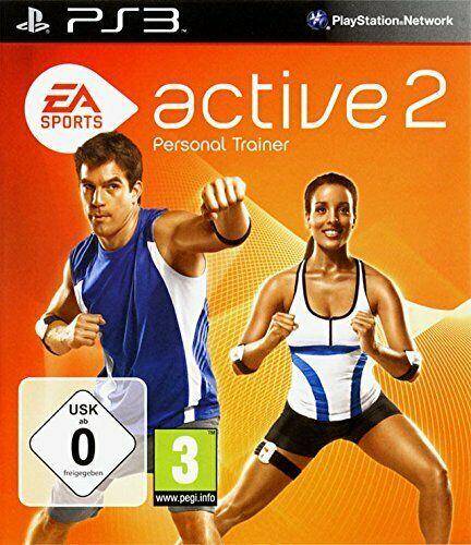Joc PS3 EA Active 2 Personal Trainer - E