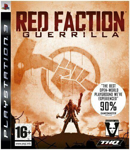 Joc PS3 Red Faction Guerrilla - B