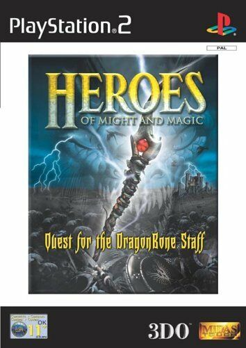 Joc PS2 Heroes of Might and Magic