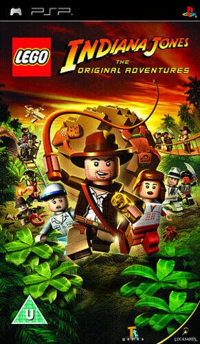 Joc PSP Lego Indiana Jones: The Original Adventures - A