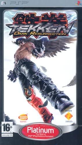 Joc PSP Tekken Dark Resurrection Platinum