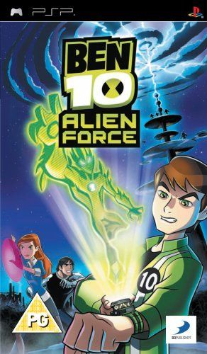 Joc PSP Ben 10: Alien Force - A