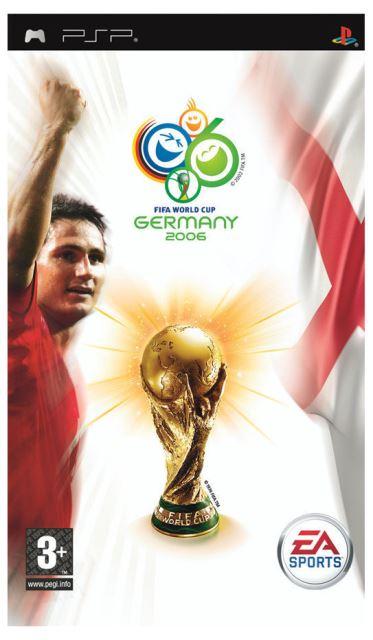 Joc PSP 2006 FIF World Cup - Germany