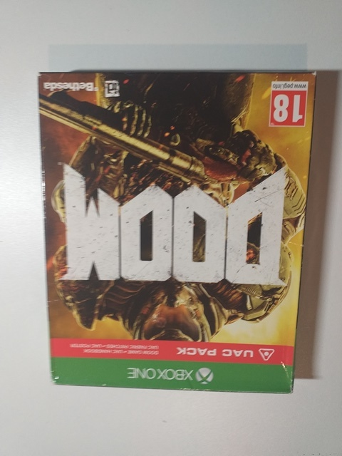 Joc XBOX One Doom UAC Pack