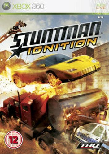 Joc XBOX 360 Stuntman Ignition