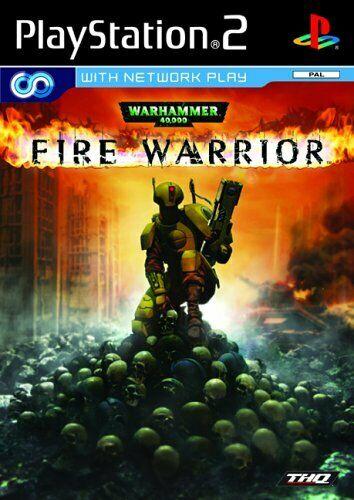 Joc PS2 Warhammer 40,000 Fire Warrior - A