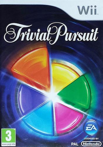 Joc Nintendo Wii Trivial Pursuit