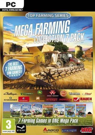Joc PC Mega Farming Collection 7 Pack