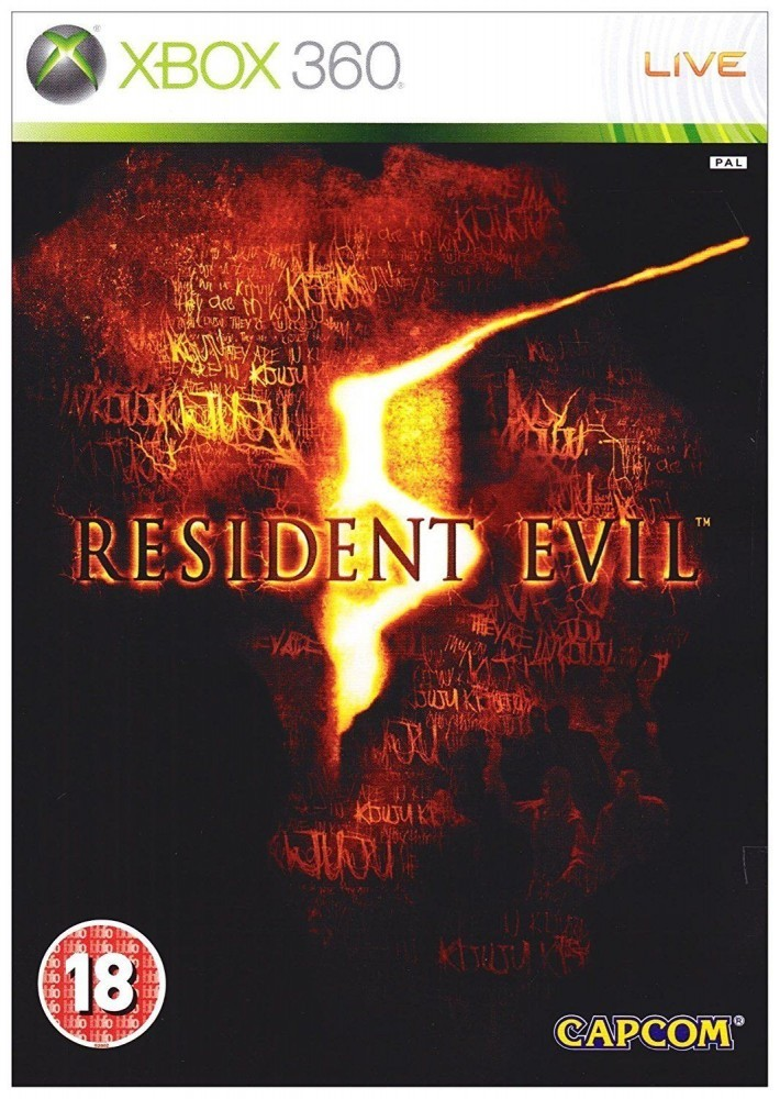 Joc XBOX 360 Resident Evil 5 - B