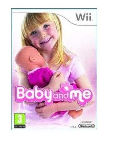 Joc Nintendo Wii Baby And Me