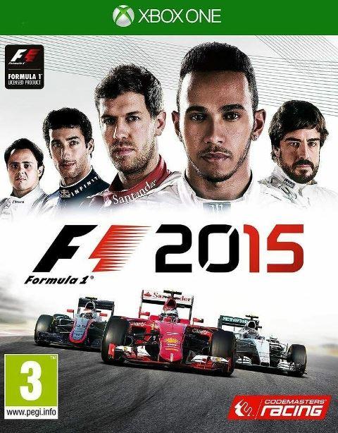 Hra XBOX One F1 2015 - Formula One