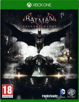 Joc XBOX One Batman: Arkham Knight