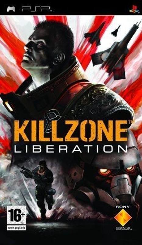 Joc PSP Killzone Liberation - E