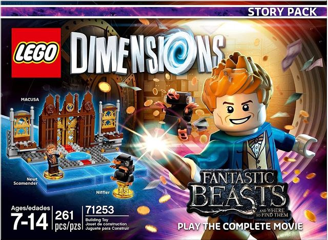 LEGO Dimensions Fantastic Beasts Story pack - 60421