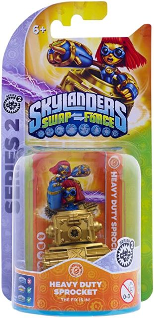 Skylanders Swap Force - Heavy duty Sprocket - 60425