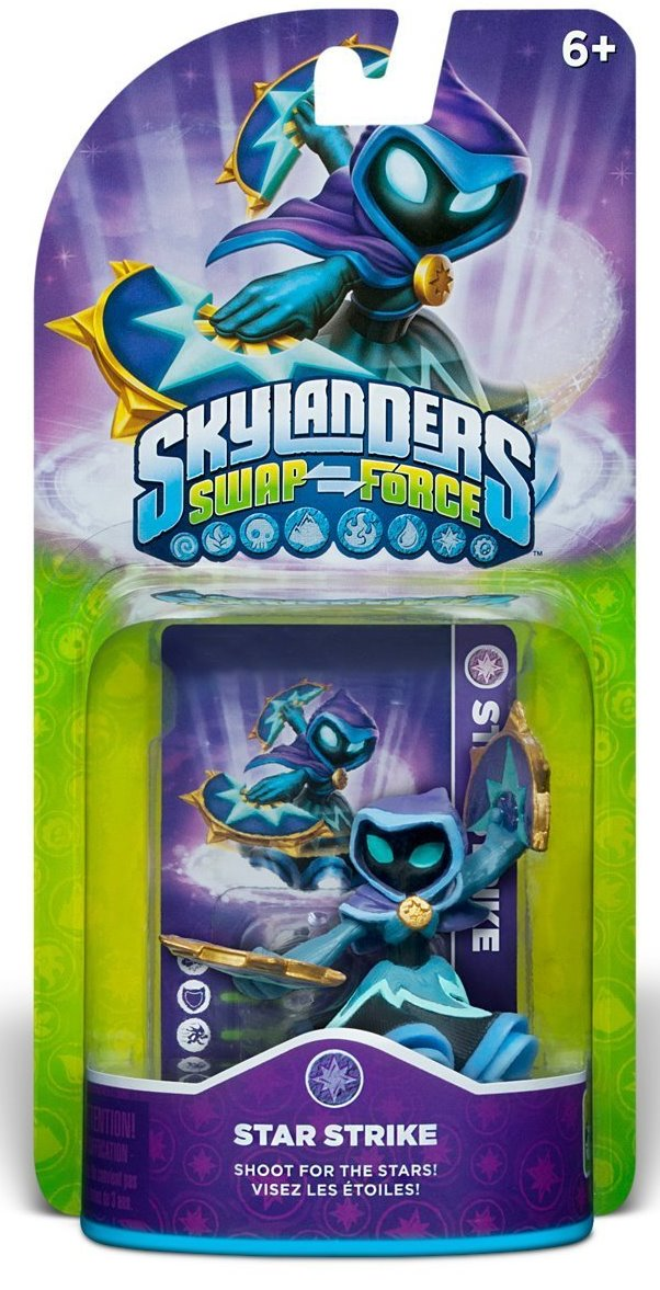 Skylanders Swap Force - Star Strike - 60426
