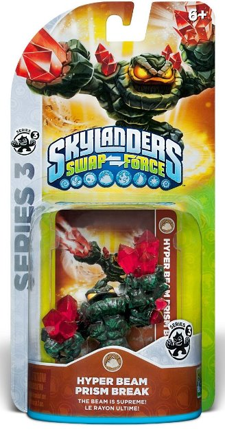 Skylanders Swap Force - Hyper Beam Prism Break - 60427