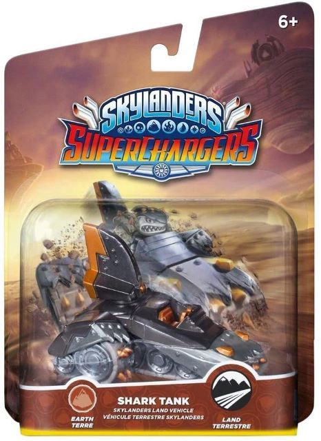 Skylanders SuperChargers Vehicle - Shark Tank - 60429