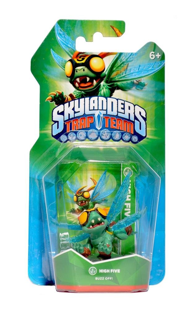 Skylanders Trap Team - High Five - 60431