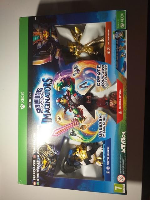 Skylanders Imaginators - Starter Pack Xbox 360 - Suedeza