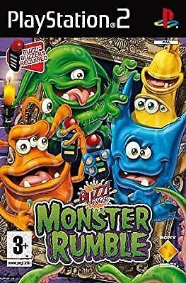 Joc PS2 Buzz! Junior Monster Rumble