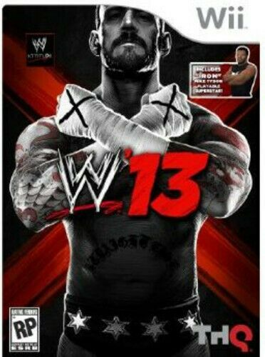 Joc Nintendo Wii WWE 13