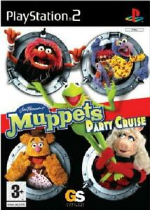Hra PS2 Muppets Party Cruise