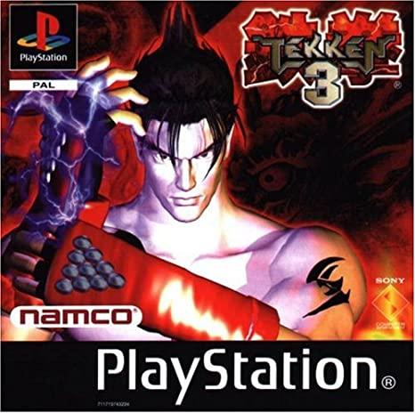 Joc PS1 Tekken 3