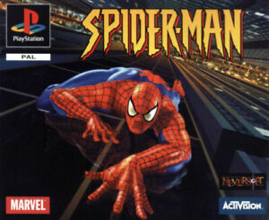 Joc PS1 Spider - Man