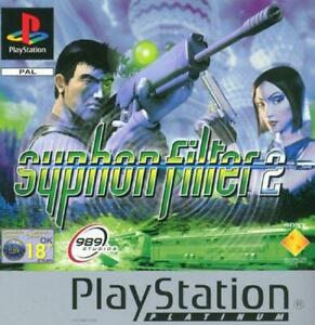 Joc PS1 Syphon Filter 2 - Platinum