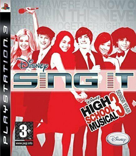 Joc PS3 Disney Sing It: High School Musical 3: Senior Year