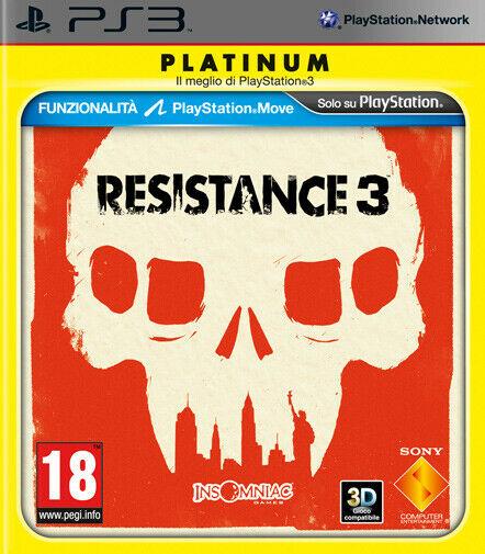 Joc PS3 Resistance 3 PLATINUM