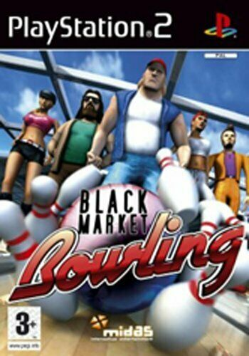 Joc PS2 Black market Bowling