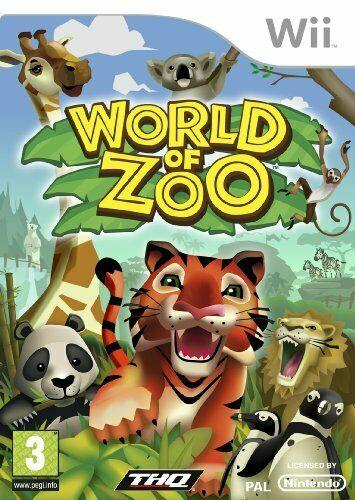 Joc Nintendo Wii World of Zoo