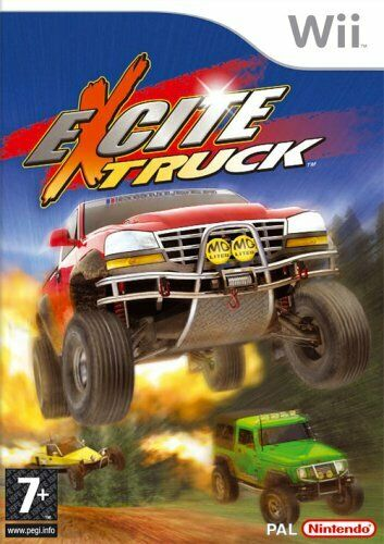 Joc Nintendo Wii Excite Truck - A