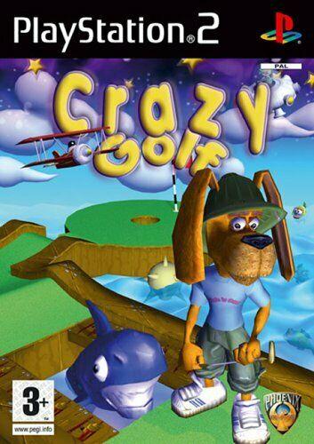 Joc PS2 Crazy Golf